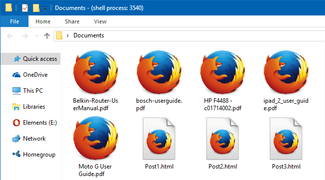 set firefox as default pdf viewer