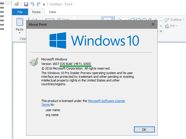 win 10 how to go back from creators update