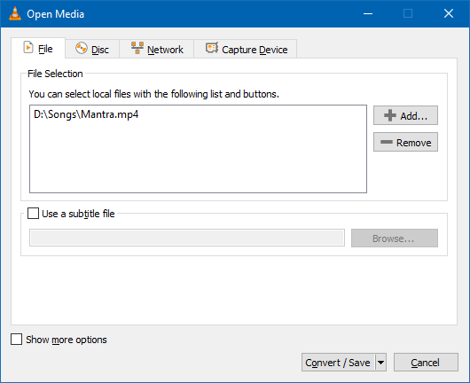 convert mp4 to mp3 offline - extract audio from video
