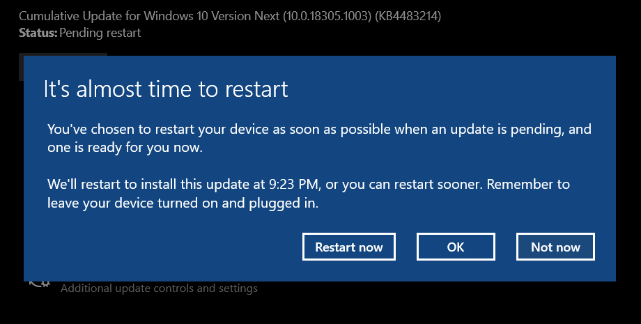 How to Auto Shutdown after Installing Updates in Windows ...